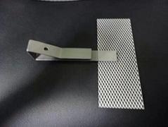 Platinum titanium mesh