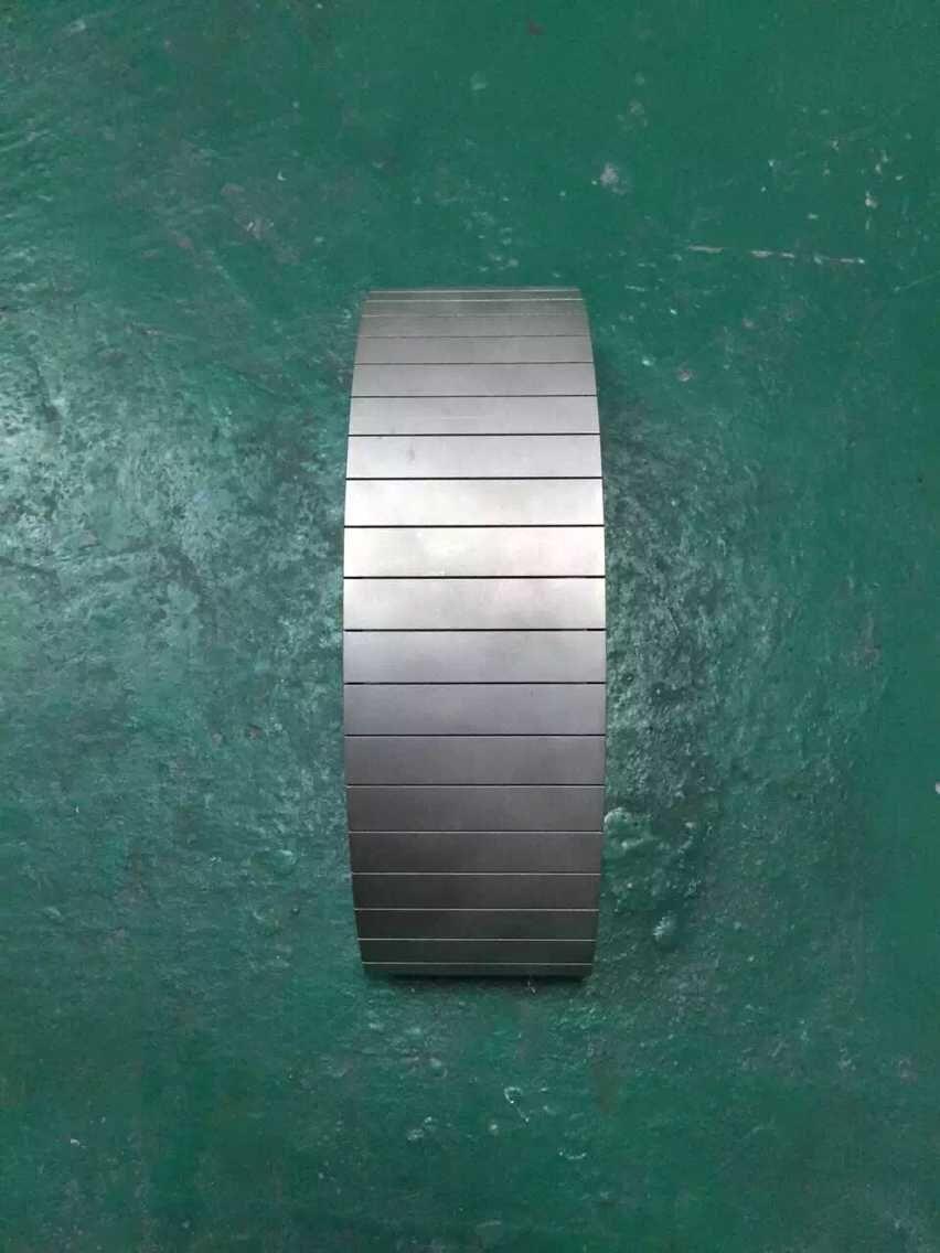 Platinum titanium mesh 6