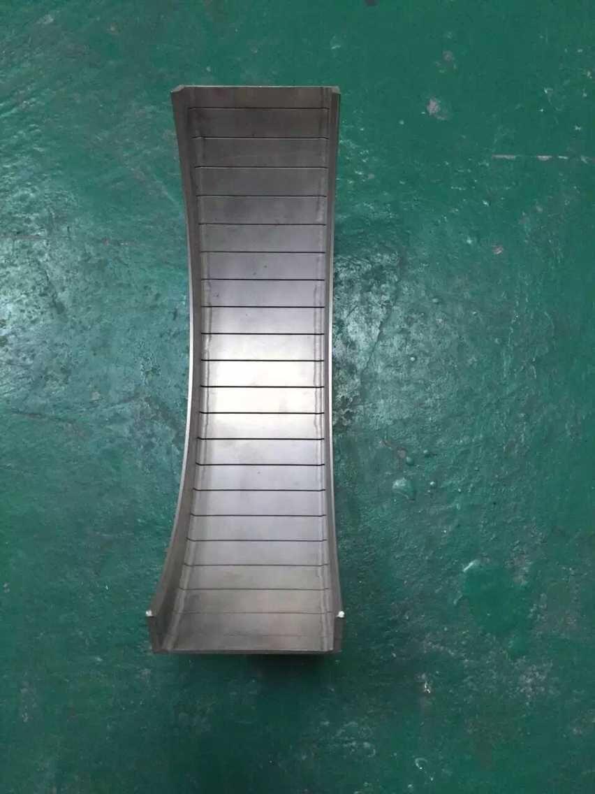 Platinum titanium mesh 7