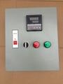 Liquid heater temperature control box  3
