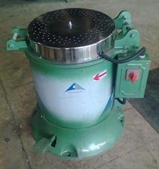 Centrifugal hot air dryer