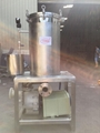 电镀工业PP过滤机