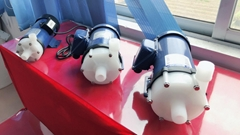 Electroplate PVDF Magnetic pump