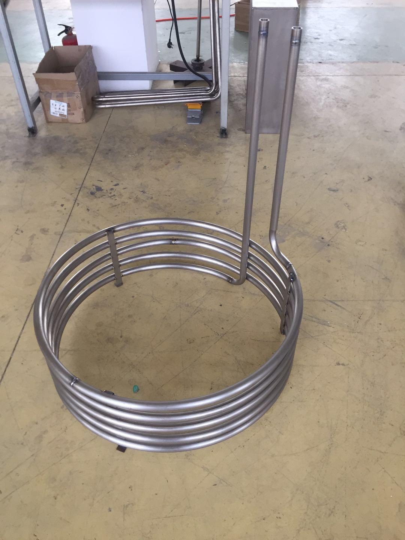 電鍍專用鈦排管 4