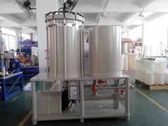 Double barrel Plate Nickel filter