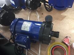 PVDF耐酸碱磁力泵