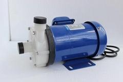 無軸封磁力驅動泵