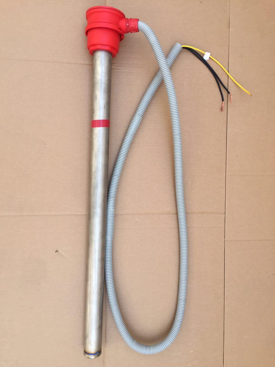 防腐蚀钛不锈钢加热器 4