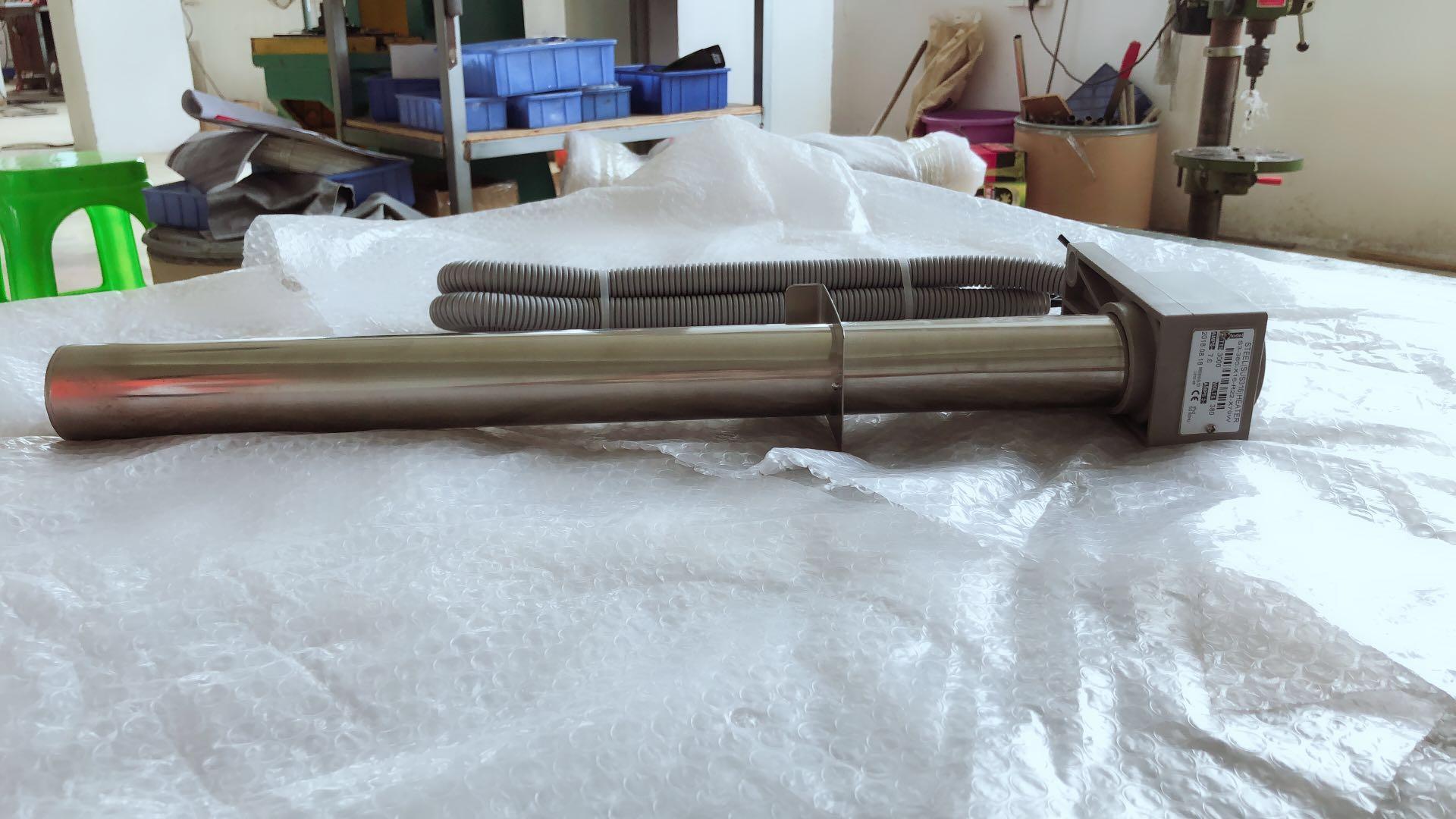 防腐蚀钛不锈钢加热器 5
