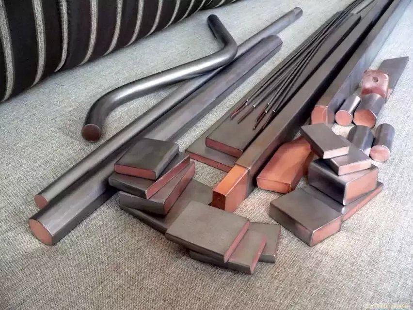 钛包铜电极 1