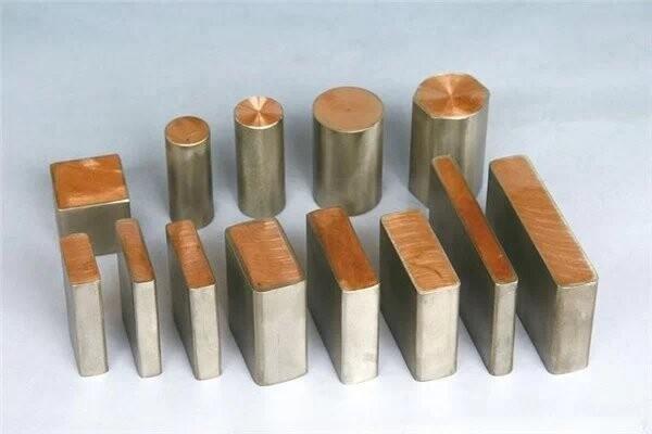 钛包铜电极 2