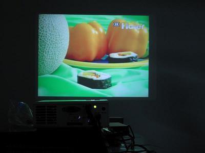 全方位LED微型投影機 4