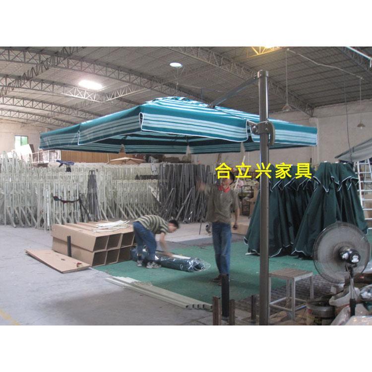 2.5米高檔戶外羅馬傘太陽傘 1