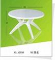 95塑料圓桌