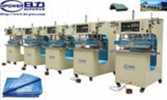 PVC coated fabric welding machine
