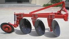 disc plough match for four wheel tractors