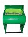 pedal type rice thresher