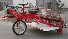 riding type rice transplanter