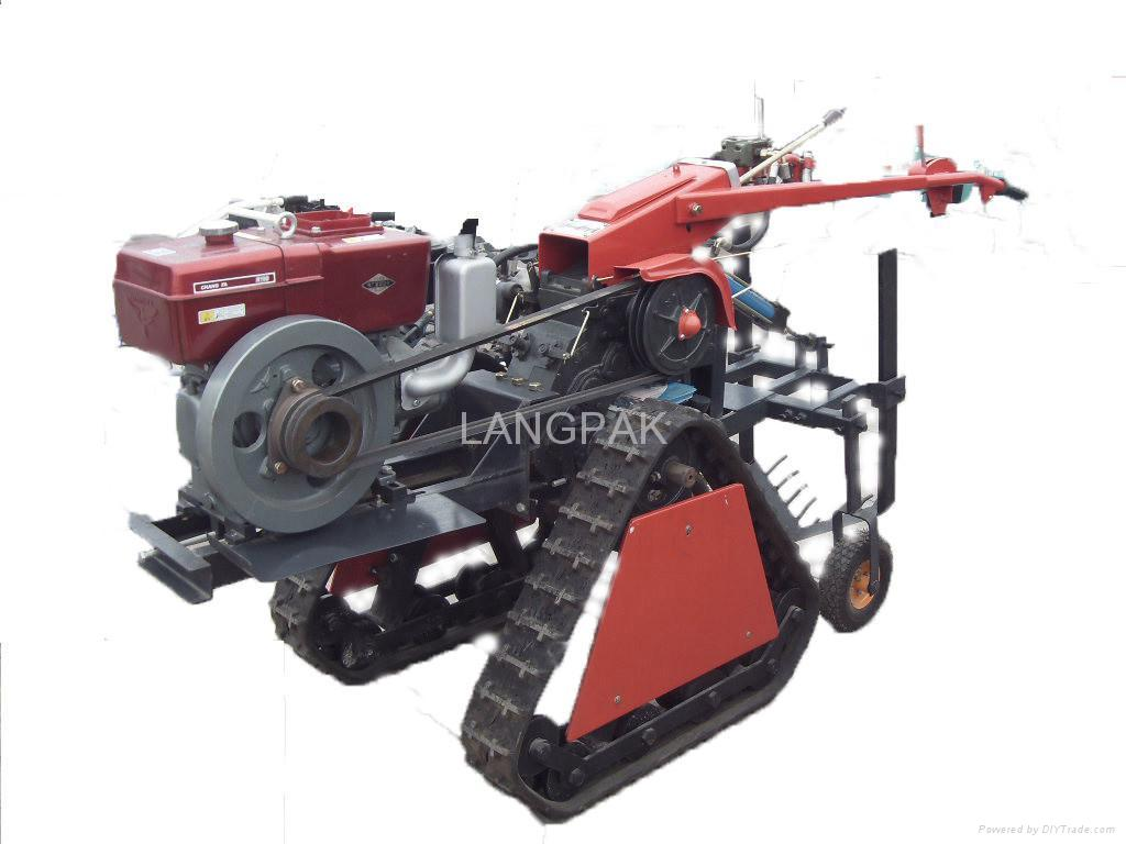 ginger harvester