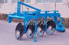 hydraulic disc plough