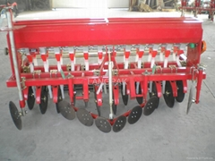 Wheat Combined Seeder