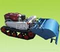 mini track tractor