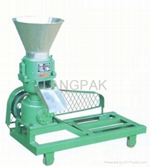 Animal feed pellet machi