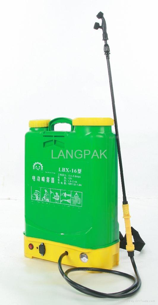 electrical sprayer  1