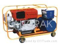 Single-Phase Diesel Generating Sets 1