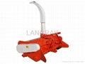 corn stalk chopper(collector)