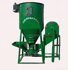 Animal Feeds Crusher And Mixer