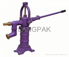 HIGH PRESSURE HAND PRESS PUMP