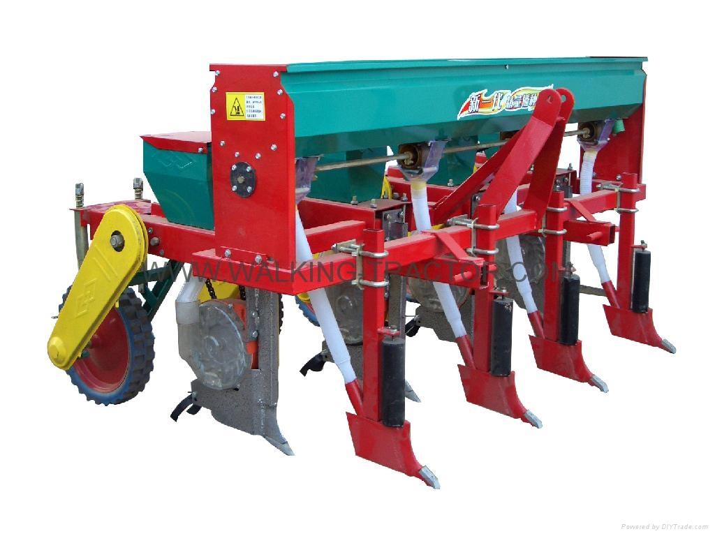 corn seeder-precision type