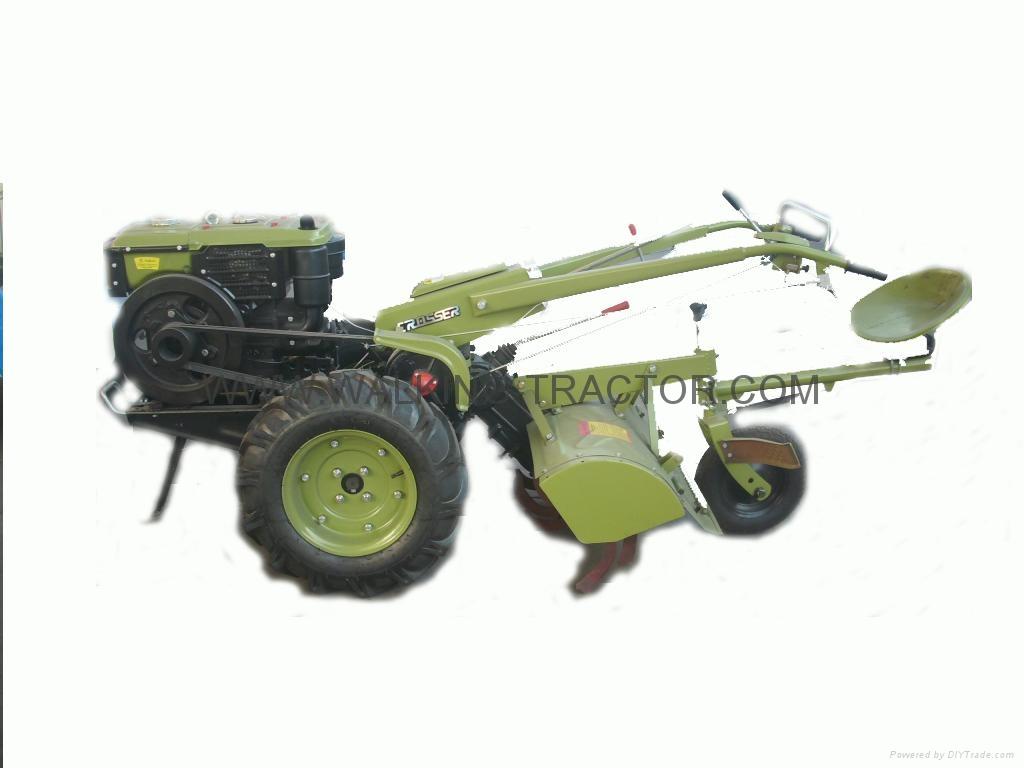 гуляя трактор  1