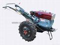 Diesel Walking Tractor