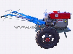HAND TRACTOR with ZS1100 CHANGCHAI ENGINE