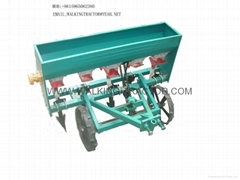 wheat and soybean seeder