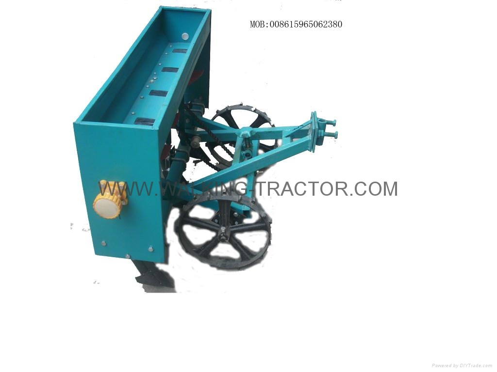 wheat and soybean seeder 2