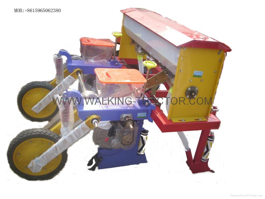 corn precision fertilizer seeder 1