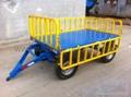 livestock transport trailer