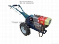 WATER LAND WALKING TRACTOR