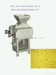 mini corn flakes machine