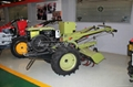 two wheel hand tractor