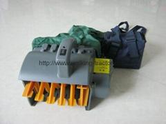 Tea plucking machine-battery type
