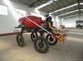 self-propelled high ground clearance spraying machine