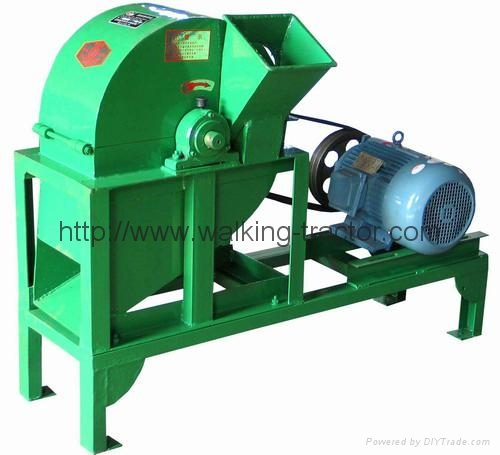 SAWDUST TYPE WOOD CHIPPER