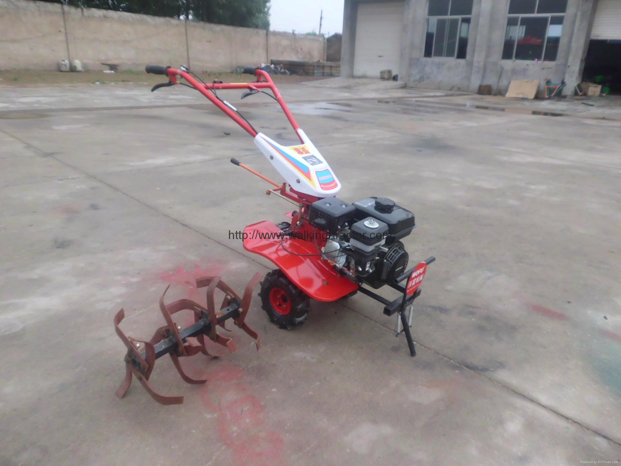 Gear Transmision Gasoline Power Tiller
