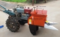Corn Harvester For Walking Tractor