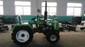 WATER LAND KING TRACTOR