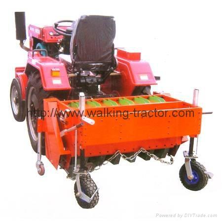 garlic planter for walking tractor 1